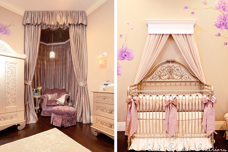 Mel B 39 S Celebrity Nursery In Los Angeles Little Crown