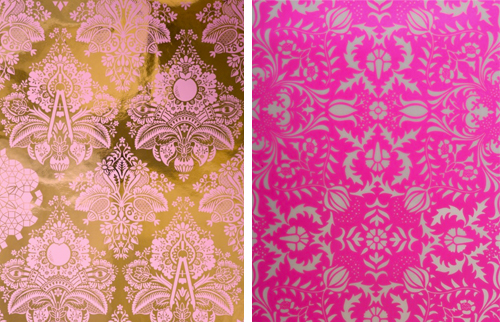 hot pink and gold background pictures to pin on pinterest