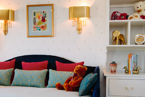 Boy's bedroom design