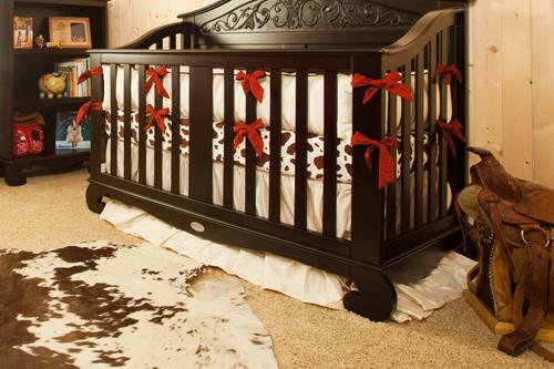 Western nursery design