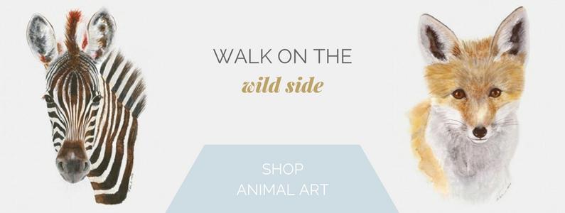 animal themed art