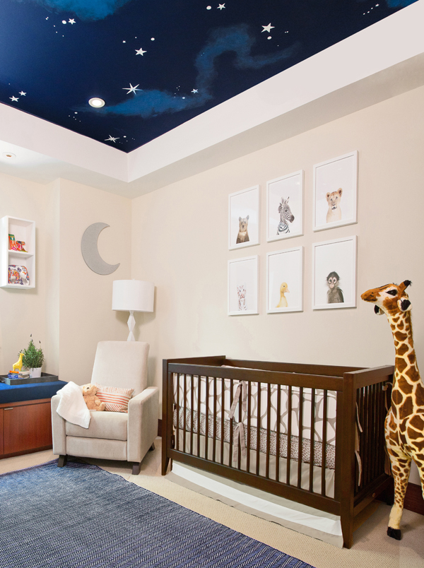 Nursery Design Los Angeles | Little Crown Interiors