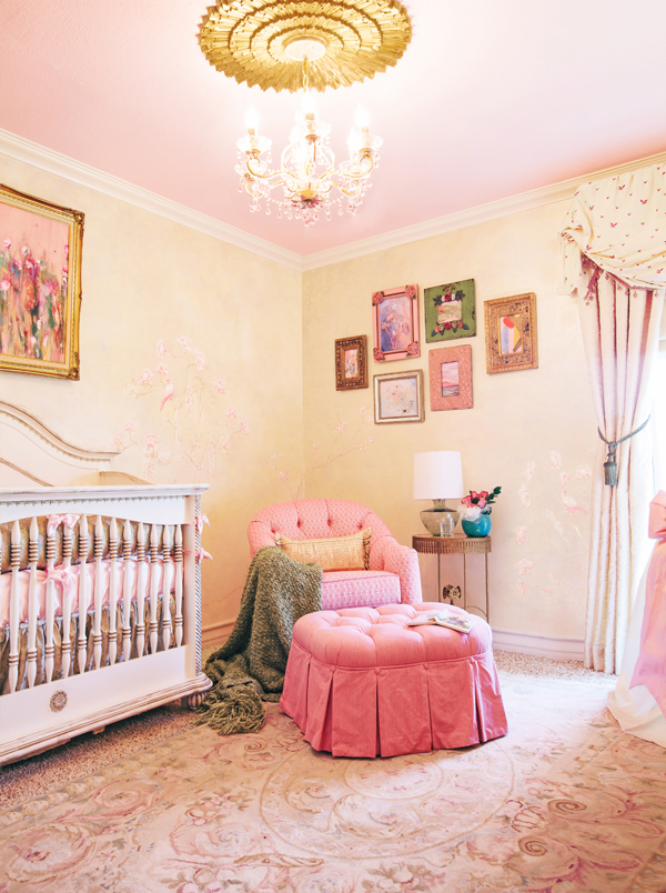 Interior Nursery Design | Little Crown Interiors