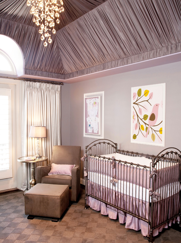 Nursery Interior Design Orange County | Little Crown Interiors