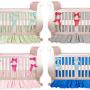silk custom crib bedding