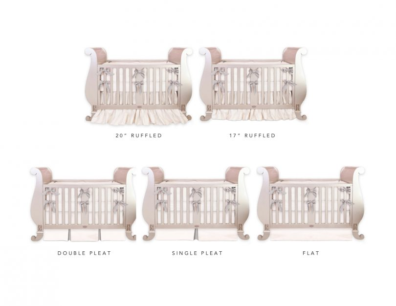 Custom Crib Bedding Styles
