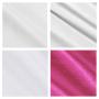 hot pink crib bedding silk fabrics
