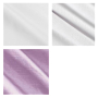 Lavender Crib Bedding Silk Fabrics