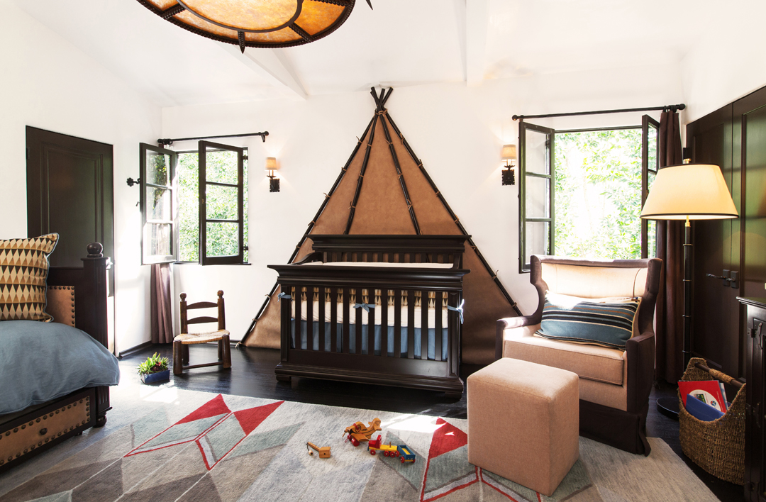 Rustic Boy S Nursery By Little Crown Interiors