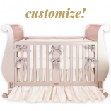 custom crib bedding set