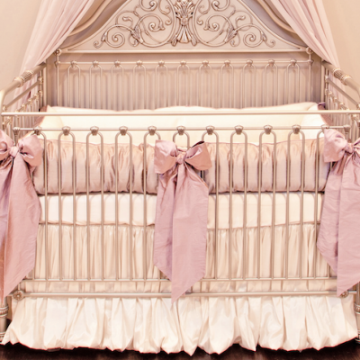 3 95 1 099 00 Silk Crib Bedding