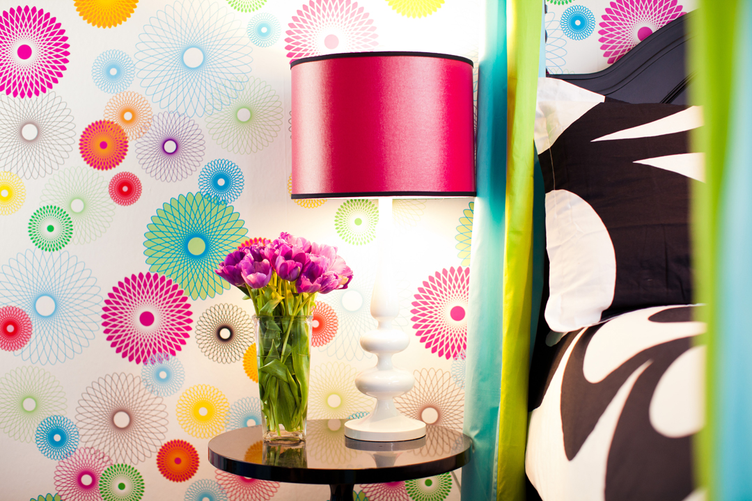 Colorful Girl S Bedroom Design By Little Crown Interiors