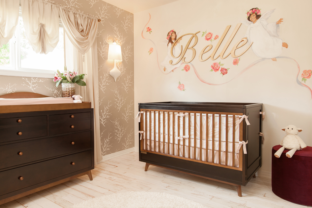 modern traditional nursery