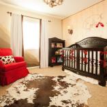 western crib bedding