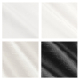Black and white crib bedding fabric