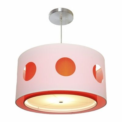 Modern Drum Pendant Light