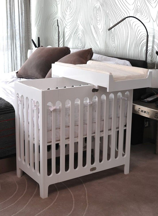 Mini Crib Options for Small Spaces | Little Crown Interiors