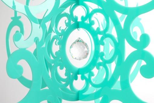 chandelier mobile