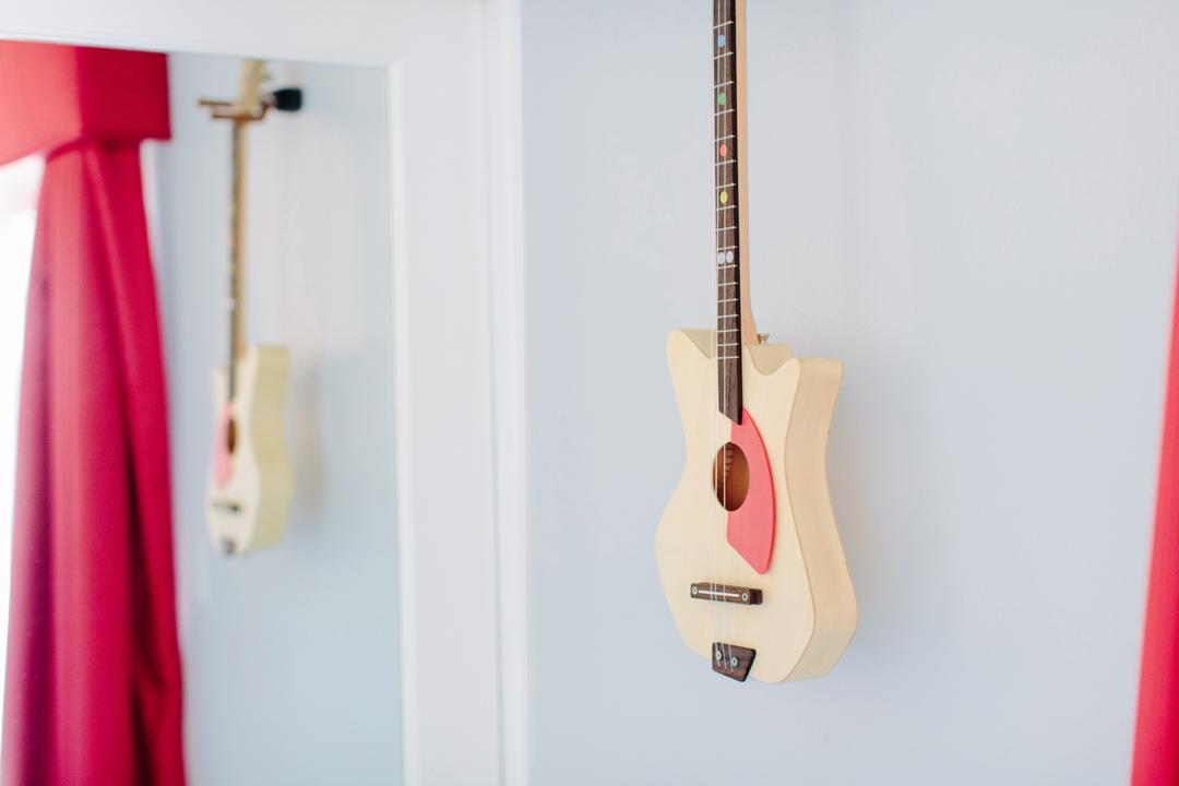boys guitar bedroom