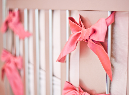 Shop custom crib bedding | Little Crown Interiors