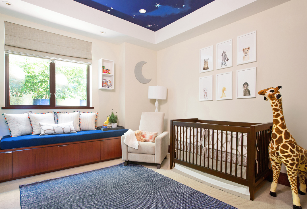 blue neutral nursery