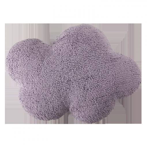 lavender cloud pillow
