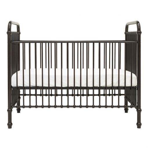 metal espresso crib