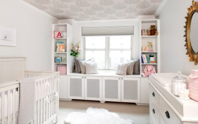 How to Create a Monochromatic Nursery