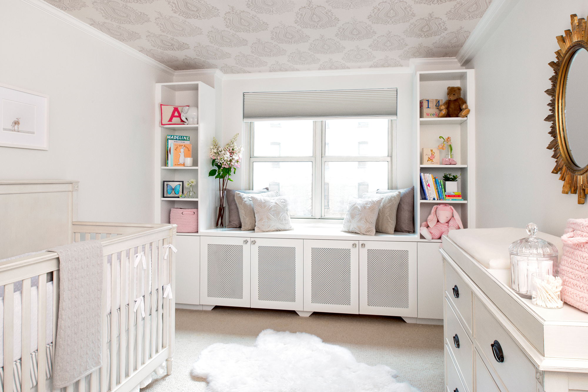 how to create a nursery little crown interiors