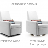Grano Modern Glider Recliner | Little Crown Interiors