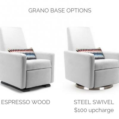 Grano Modern Glider Recliner | Little Crown Interiors