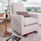 Como Modern Glider | Little Crown Interiors