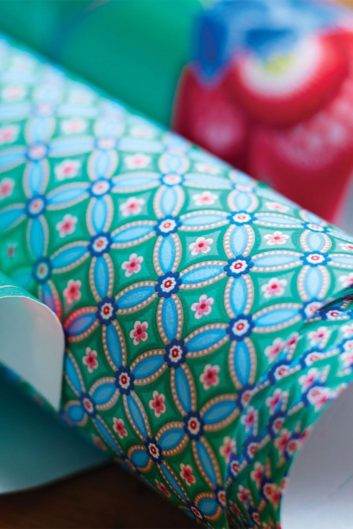 Pip Studio Geometric Nursery Wallpaper | Little Crown Interiors
