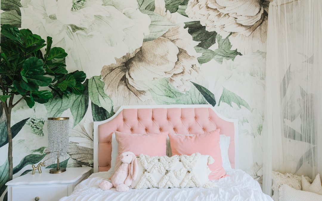How to Use Wall Murals in the Nursery