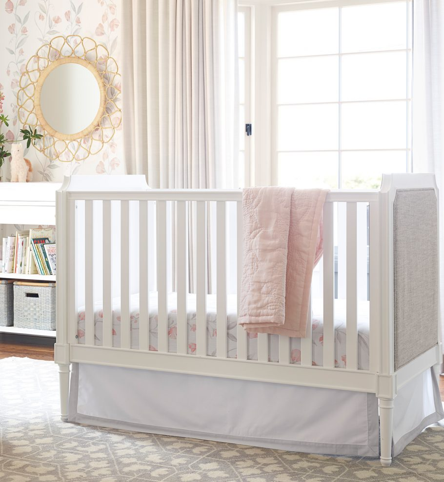 Serena and Lily Harbour Upholstered Crib