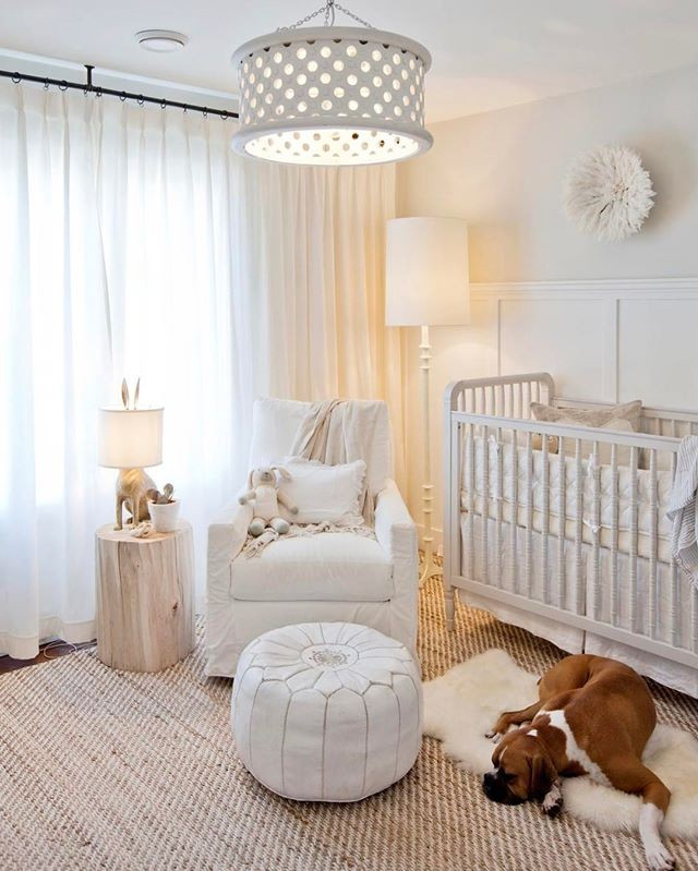Nursery Trends 2018: Neutral Nursery Design
