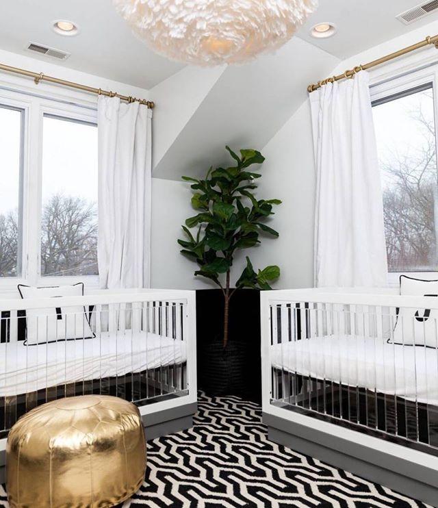 2018 nursery trend modern acrylic little crown interiors - Little crown interiors ...