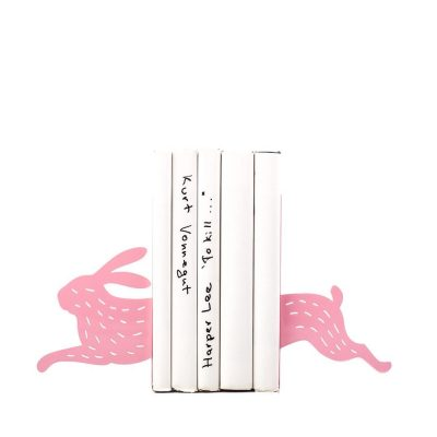 Modern diamond bookends more colors little crown - Little crown interiors ...