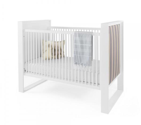 DucDuc Parker Upholstered Crib