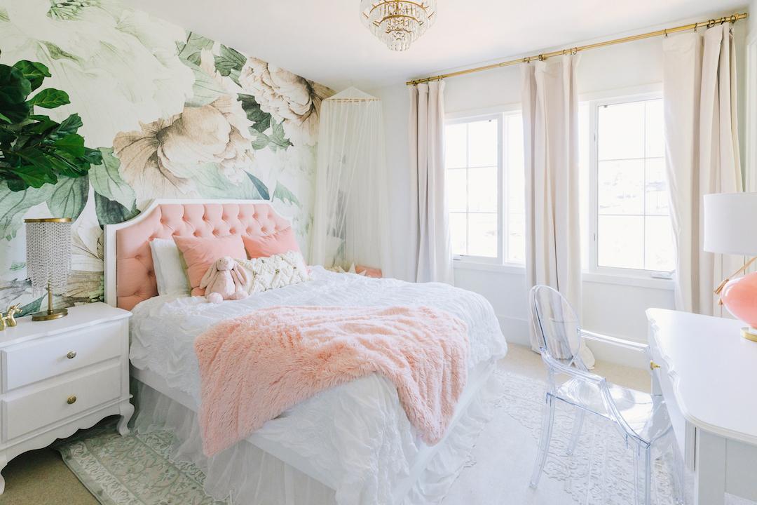 Interior Design Portfolio | Nursery Design | Little Crown Interiors