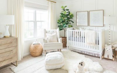 Nursery Trend Report: Gender Neutral is Making a Comeback
