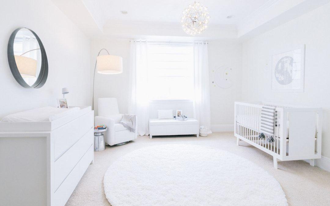 Taking a Look at the Minimalist Nursery Design Trend