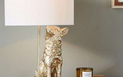 Whimsical Animal Lamps Make Nursery Design More Fun