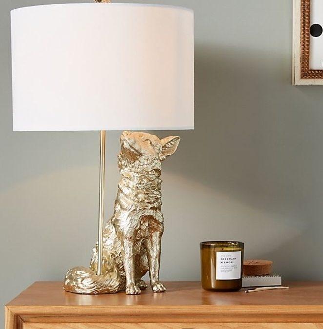 Whimsical Animal Lamps Make Nursery Design More Fun